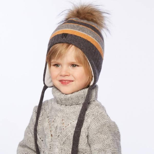 шапка с подкладкой