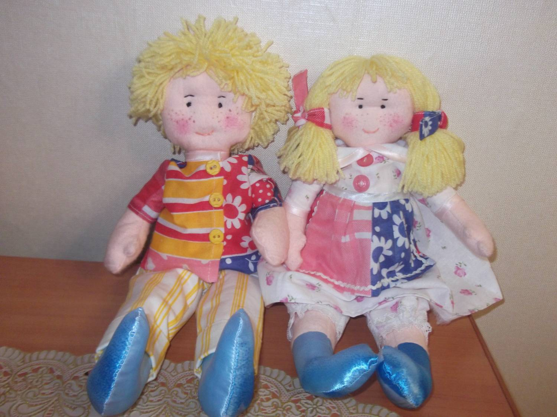 Куклы своими руками поделки фото