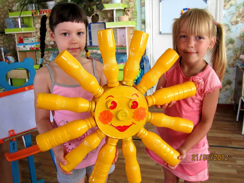 Как украсить детскую площадку в детском саду летом
