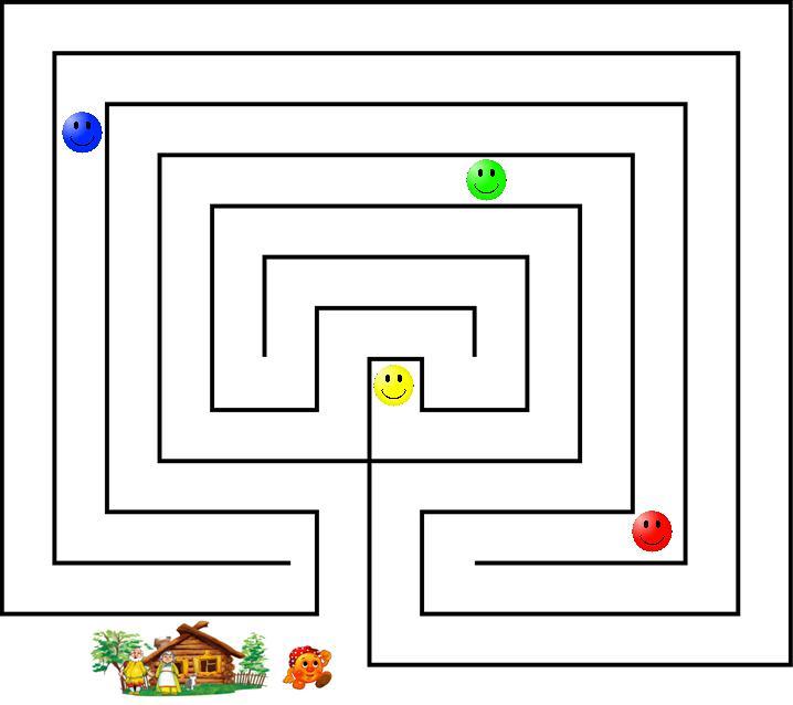 Игра раскраска для детей 6 лет