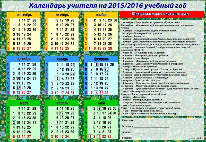 Модуль Православный Календарь