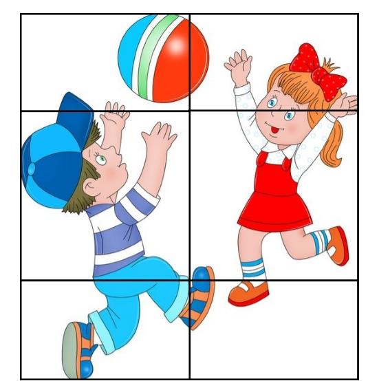 ребёнок мячом картинка для детей