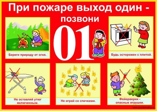 Шаблоны для презентаций о пожарных