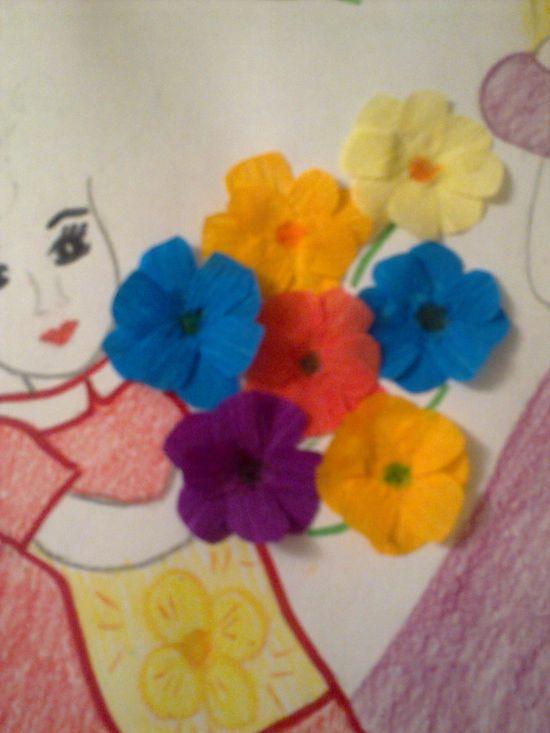 Стих на 8 марта для ребенка 8 лет