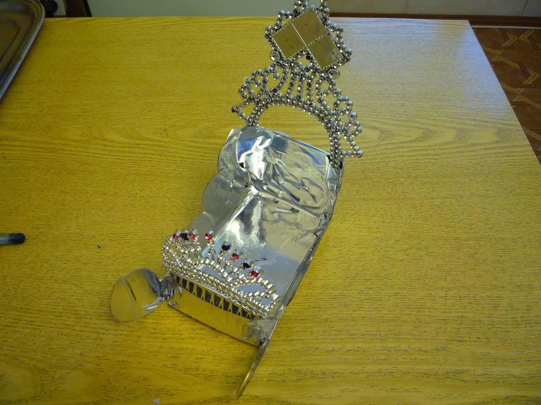 Как сделать корону из бумаги своими 43