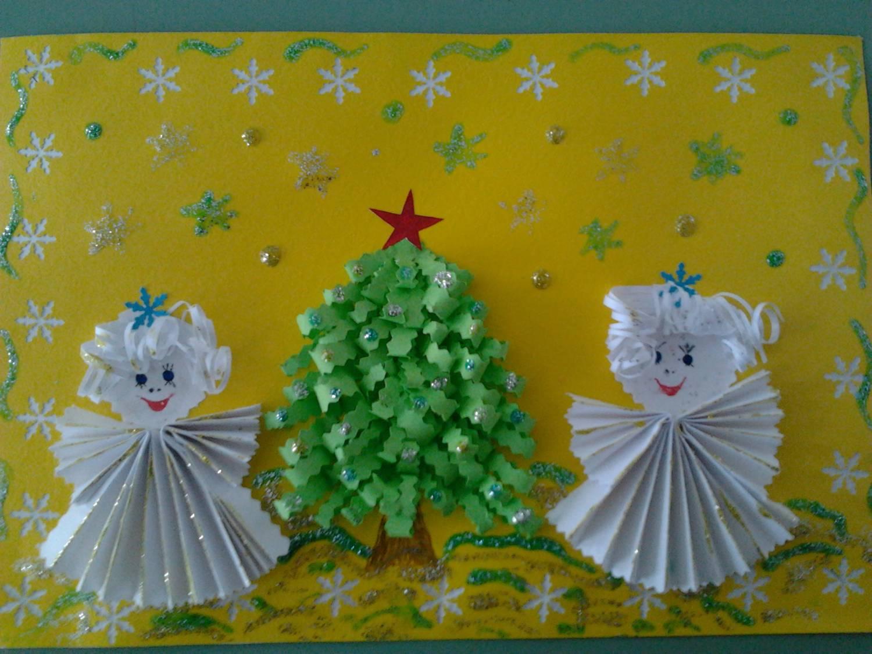 Маам.ру для воспитателей поделки к новому году