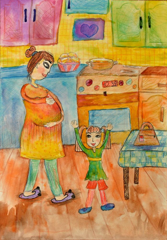 идей картинки рисунки на тему как я маме помогают многочисленным просьбам