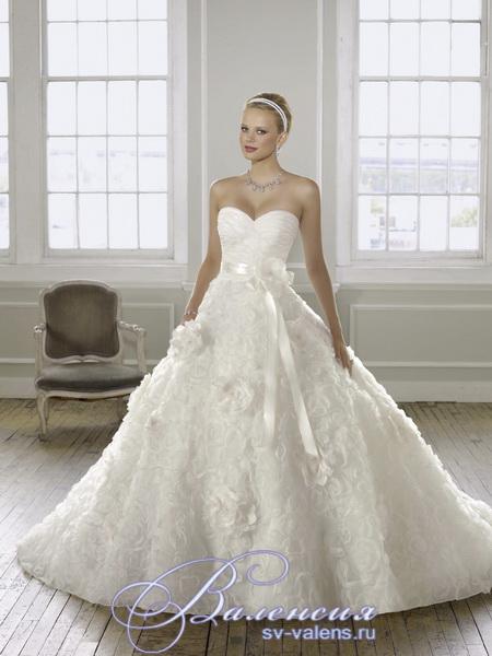 Свадебные платья из салона валенсия